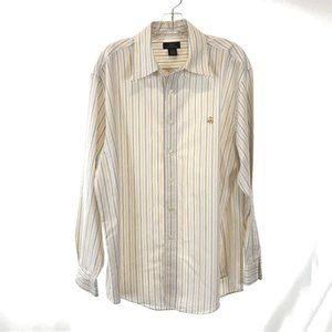 😀 3 for $20 Brooks Brothers Striped Classic Shirt